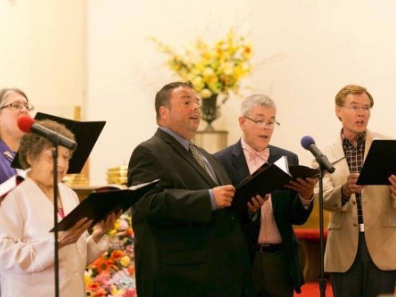 First Christian Church Charlotte Small Ensembles