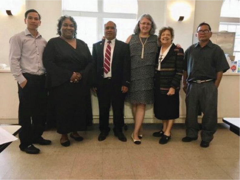 First Christian Church Charlotte Three indigenous peoples of Vietnam