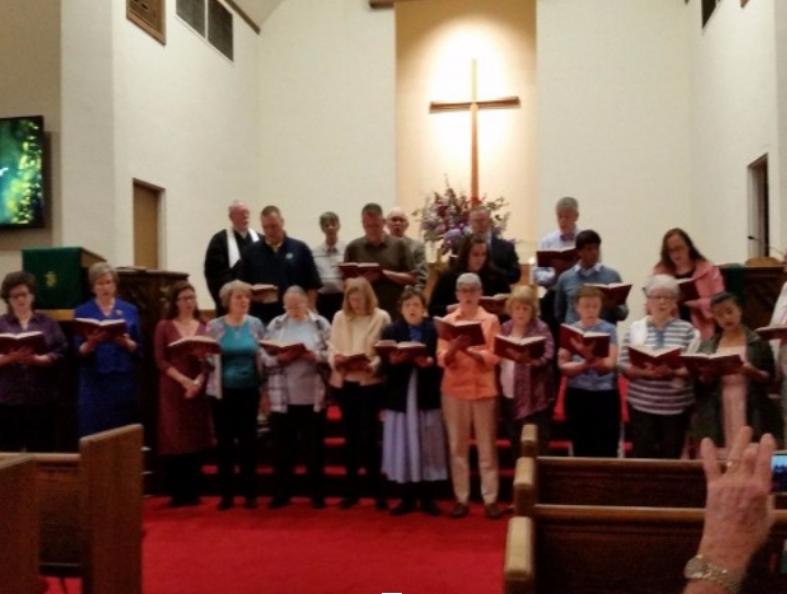 First Christian Church Charlotte Music Chancel Choir