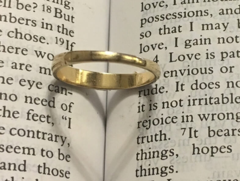 First Christian Church Charlotte The Covenant of Marriage