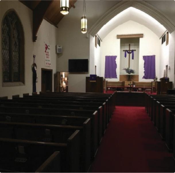 First Christian Church Charlotte Worship at Church