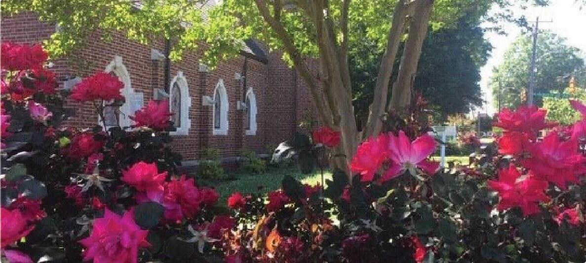 First Christian Church Charlotte Garden